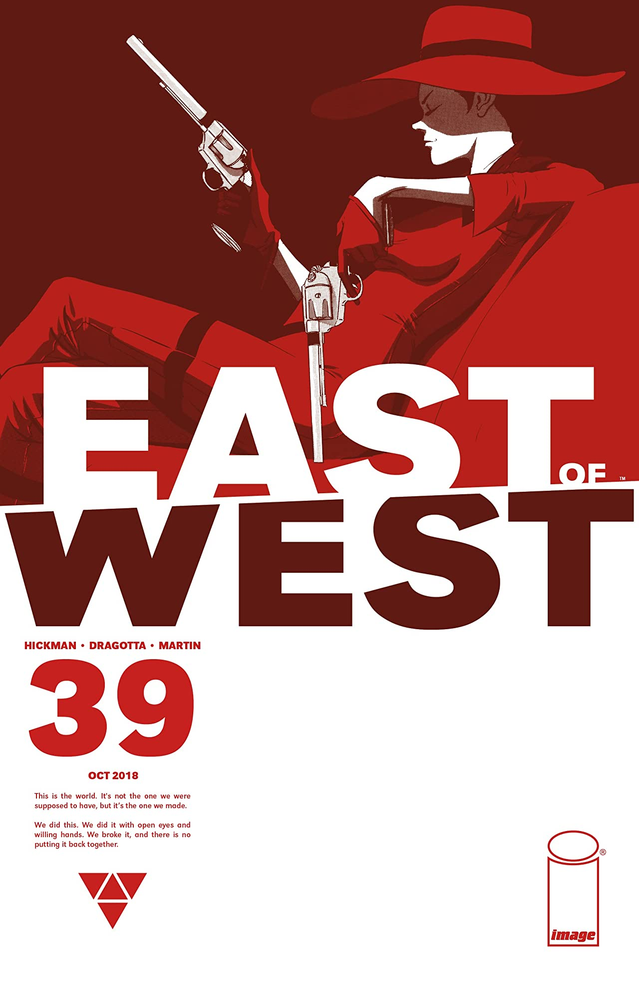 East of West No.39