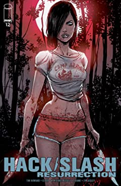 Hack/Slash: Resurrection #12