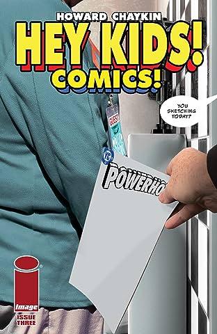 Hey Kids! Comics! No.3