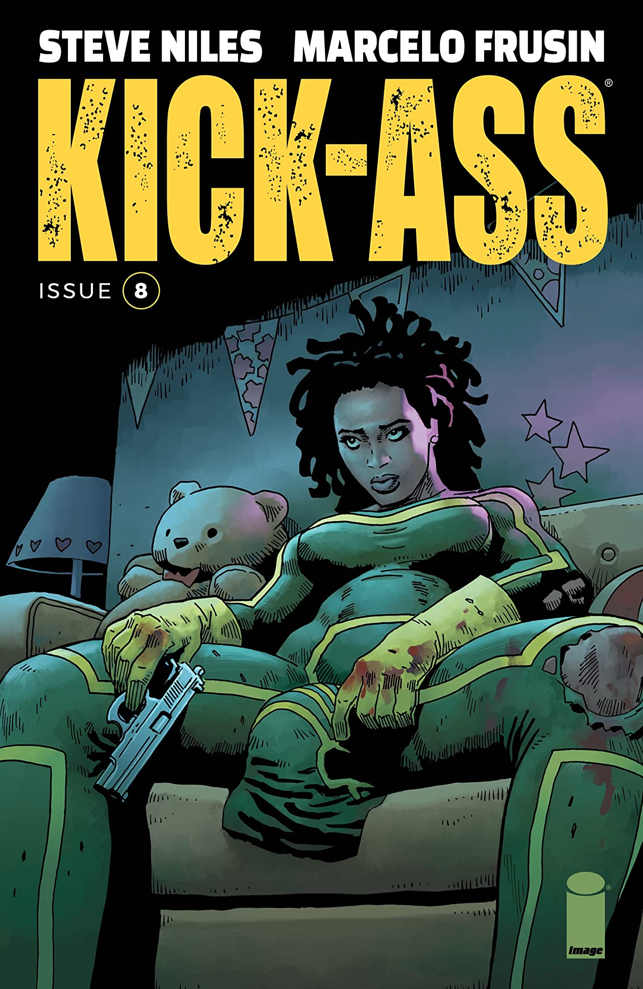 Kick-Ass No.8