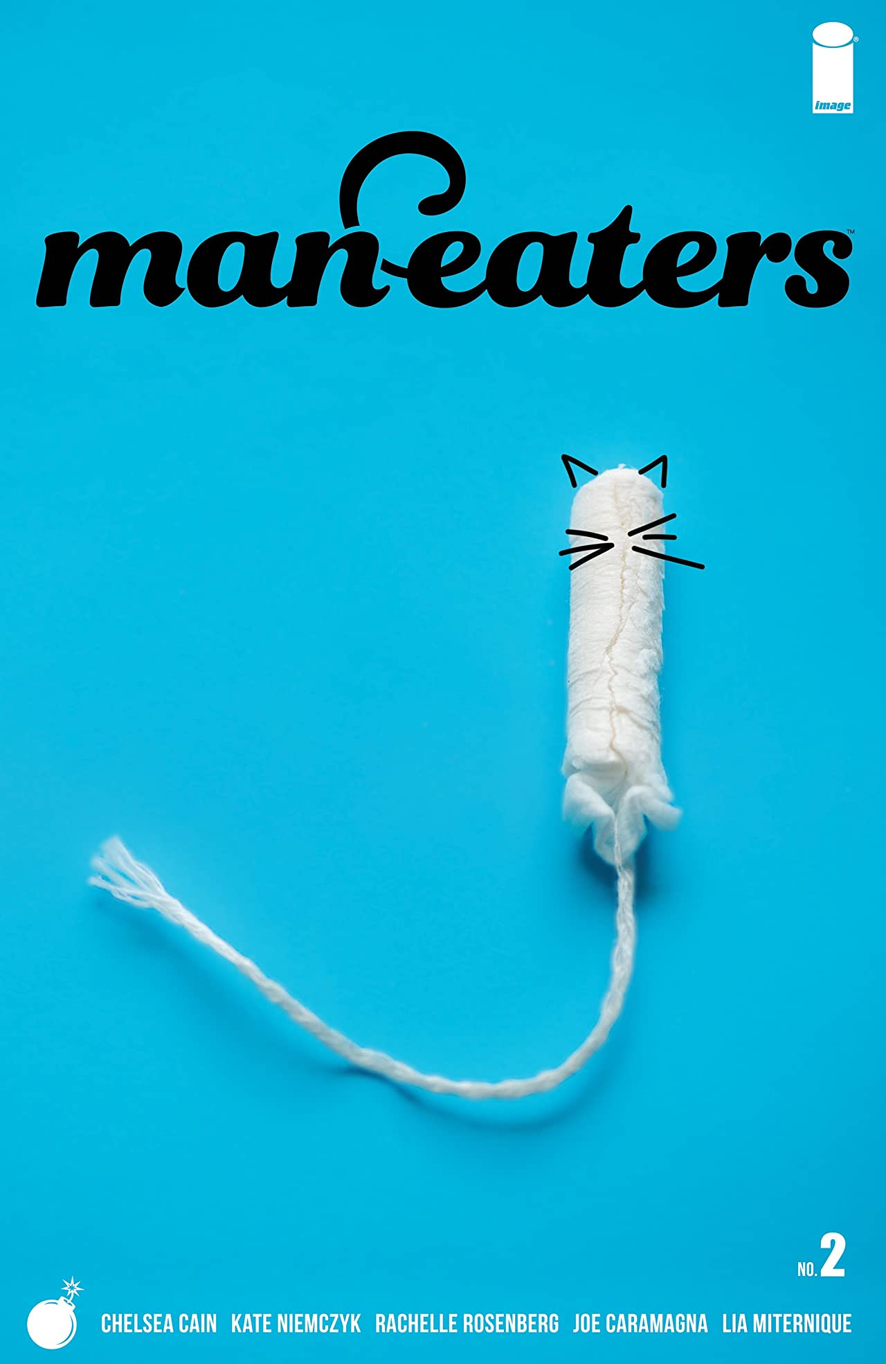 Man-Eaters No.2