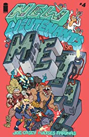 New Lieutenants of Metal #4