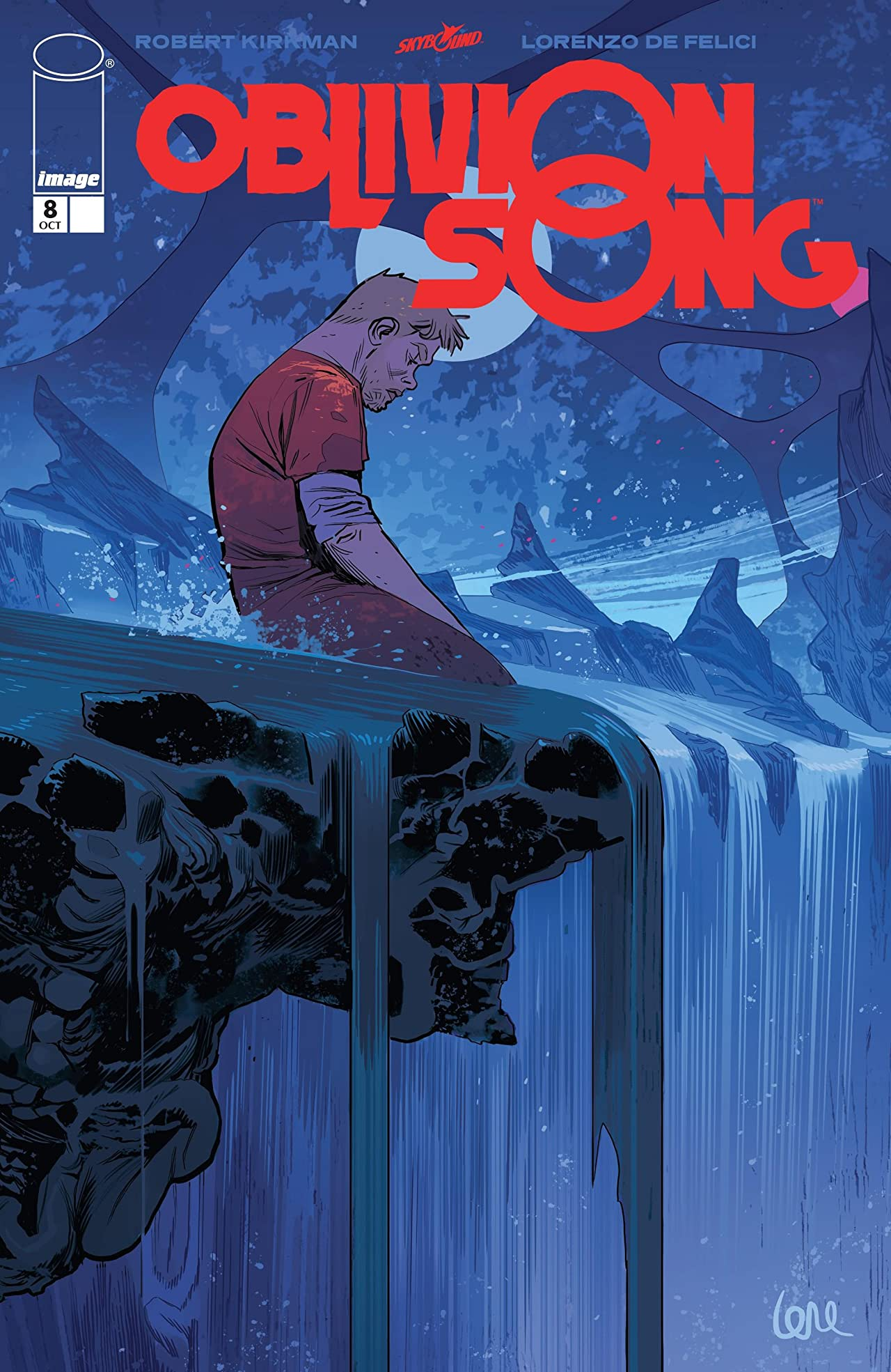 Oblivion Song By Kirkman & De Felici #8