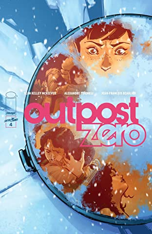 Outpost Zero No.4