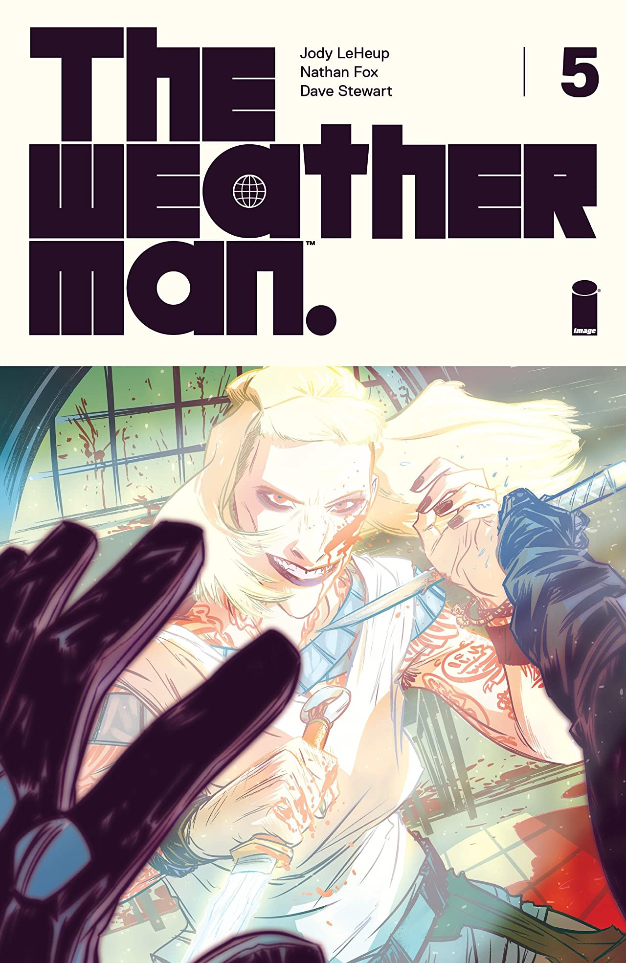The Weatherman No.5
