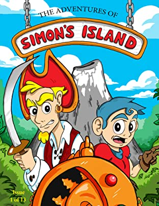 The Adventure's of Simon's Island No.1