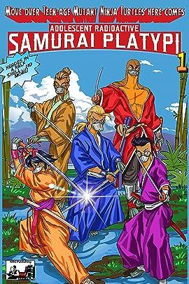 Adolescent Radioactive Samurai Platypi #1
