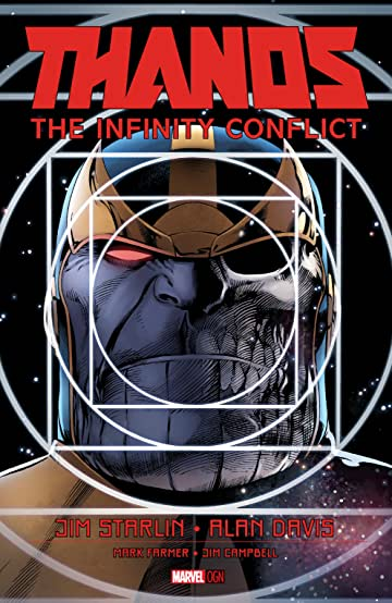 Thanos: The Infinity Conflict