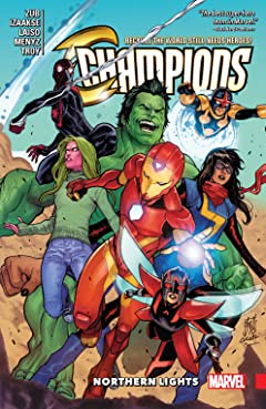 Champions Tome 4: Northern Lights