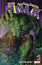 Immortal Hulk Tome 1: Or Is He Both?