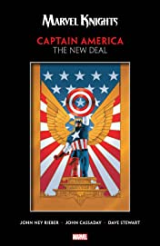Marvel Knights Captain America by Rieber & Cassaday: The New Deal