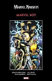 Marvel Knights Marvel Boy by Morrison & Jones