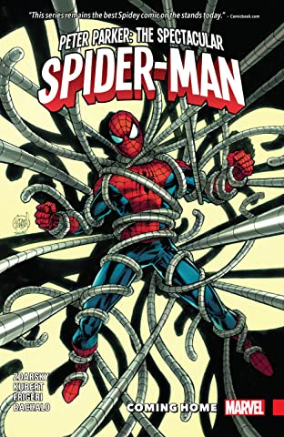 Peter Parker: The Spectacular Spider-Man Tome 4: Coming Home