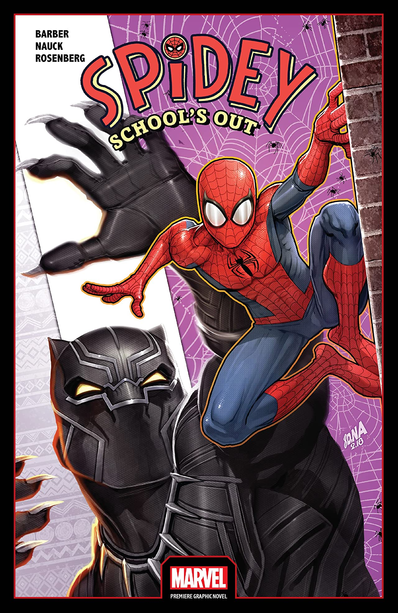 Spidey: School's Out