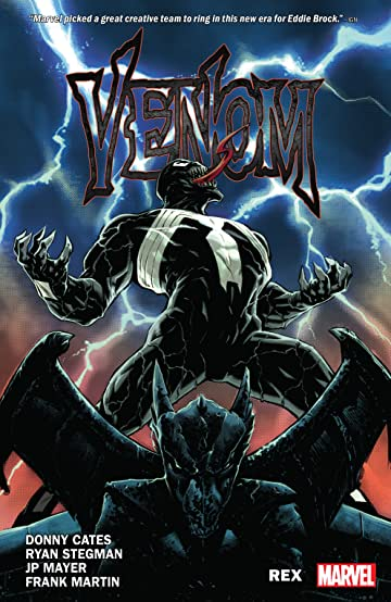 Venom by Donny Cates Tome 1: Rex