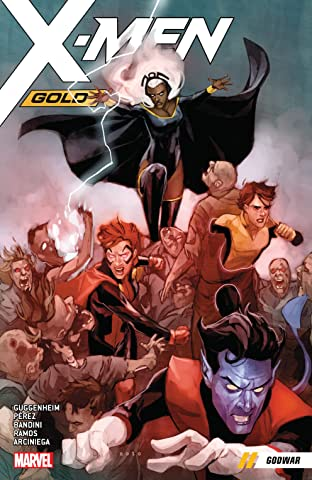 X-Men Gold Tome 7: Godwar