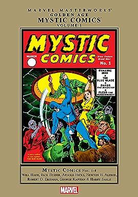 Golden Age Mystic Comics Masterworks Vol. 1