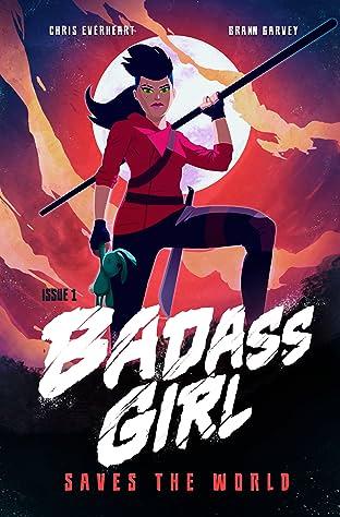 Badass Girl #1