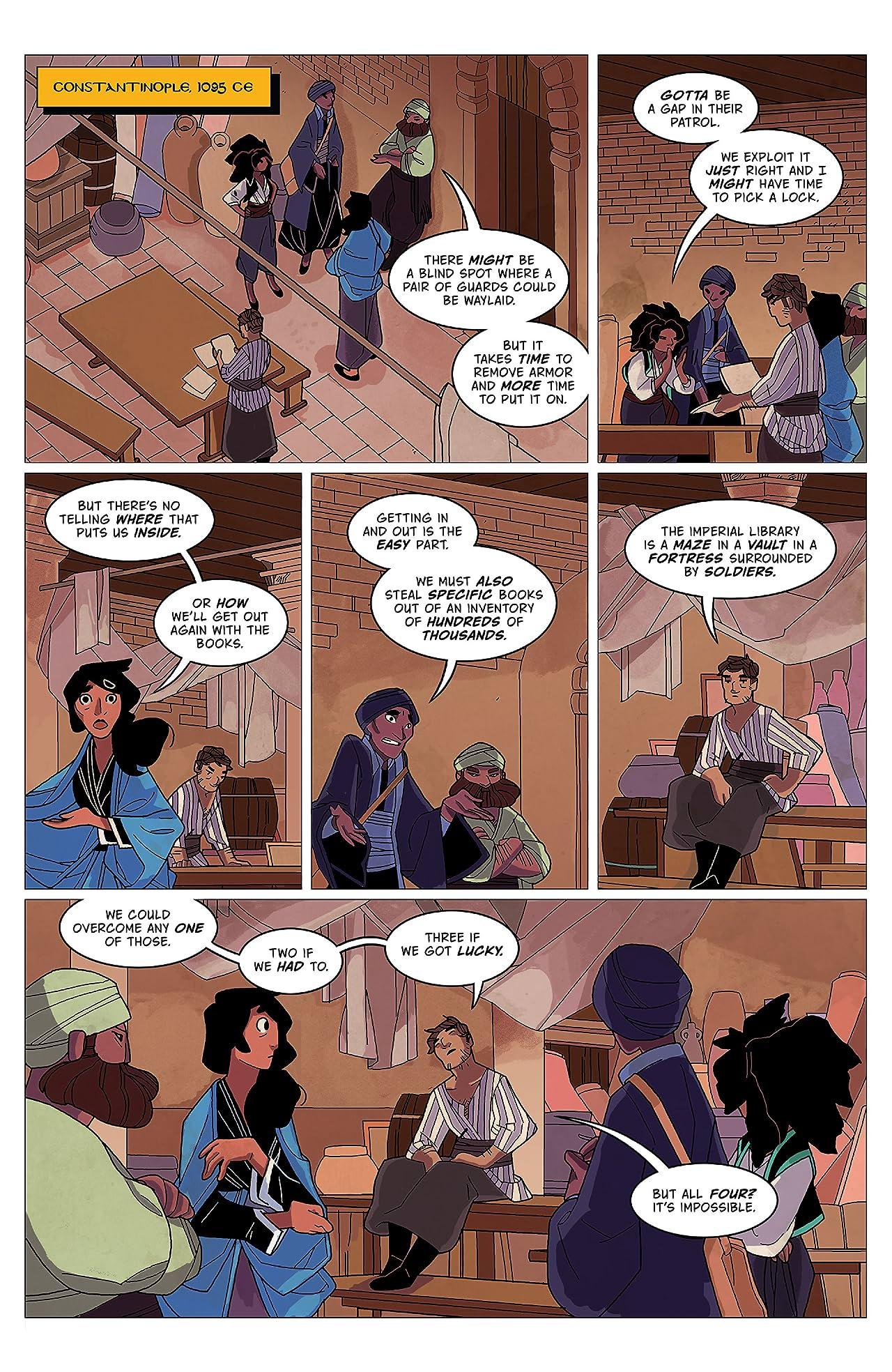 Real Science Adventures: The Nicodemus Job #2