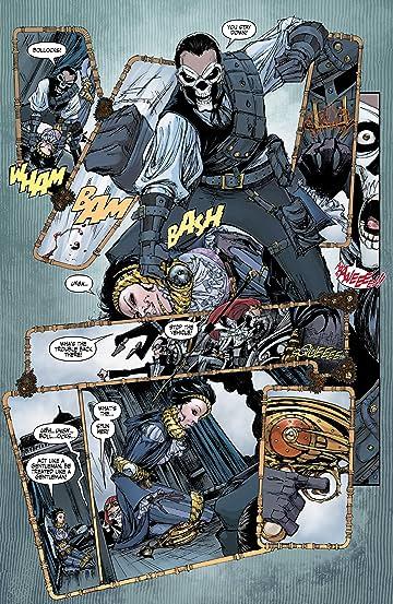 Lady Mechanika: La Belle Dame Sans Merci #2 - Comics by comiXology