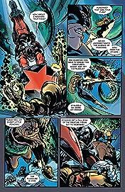Darkstar and the Winter Guard