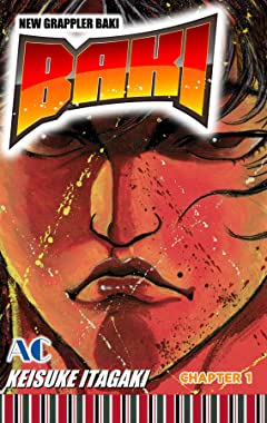 BAKI #1: FREE SAMPLE CHAPTER