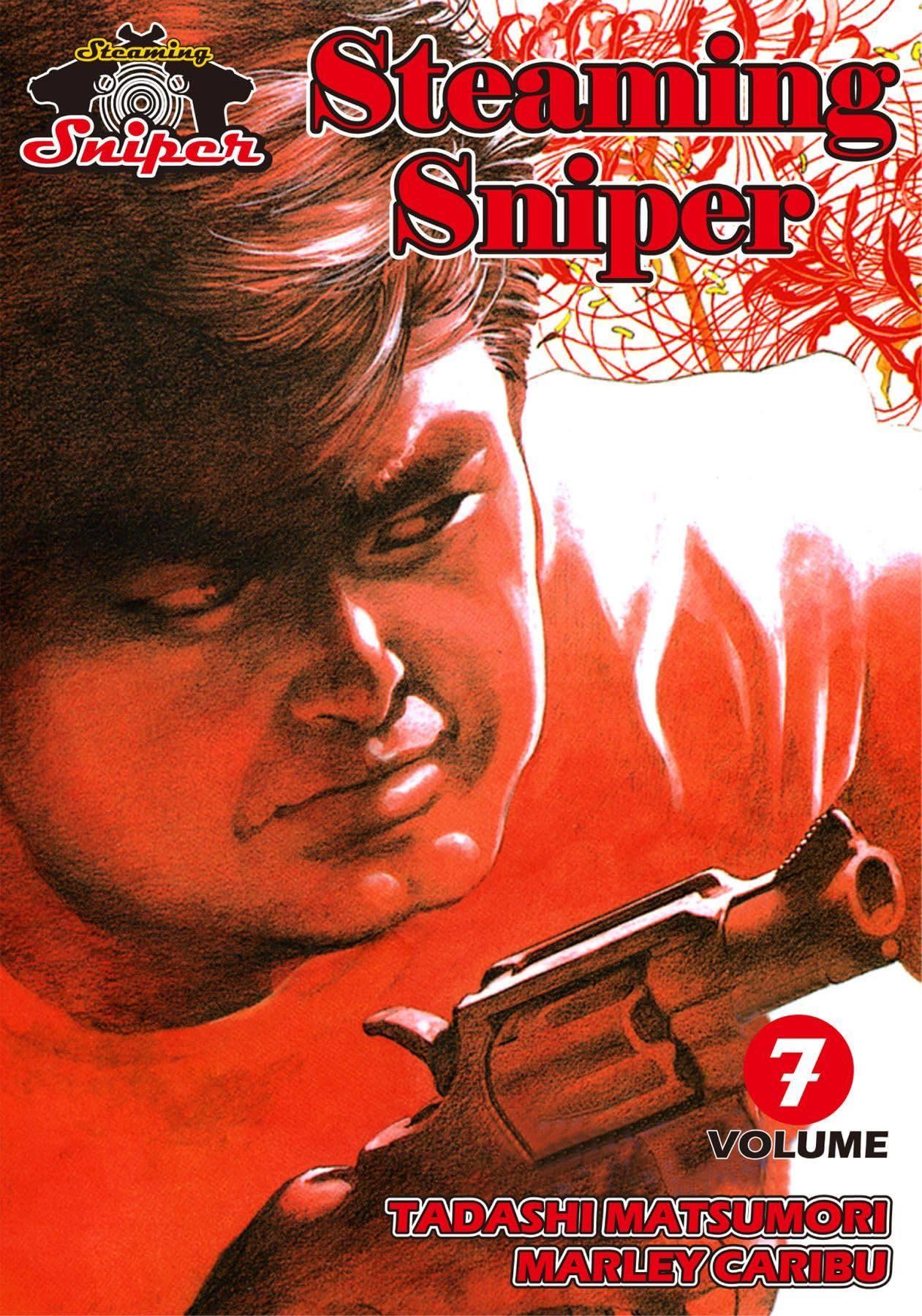 STEAMING SNIPER Vol. 7