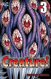 Creature! Vol. 3