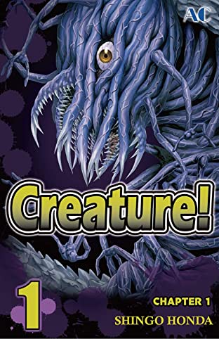 Creature! #1: FREE SAMPLE CHAPTER