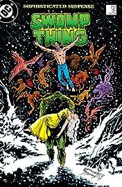 Swamp Thing (1982-1996) #31