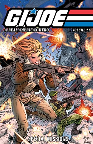 G.I. Joe: A Real American Hero Tome 21