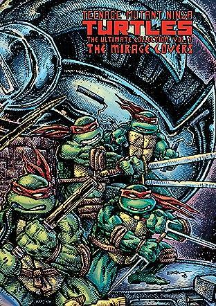 Teenage Mutant Ninja Turtles: The Ultimate B&W Collection Vol. 7