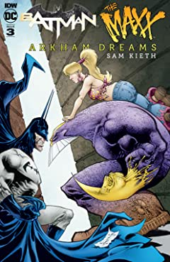 Batman/The Maxx #3 (of 5)
