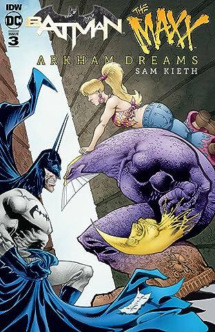 Batman/The Maxx No.3 (sur 5)