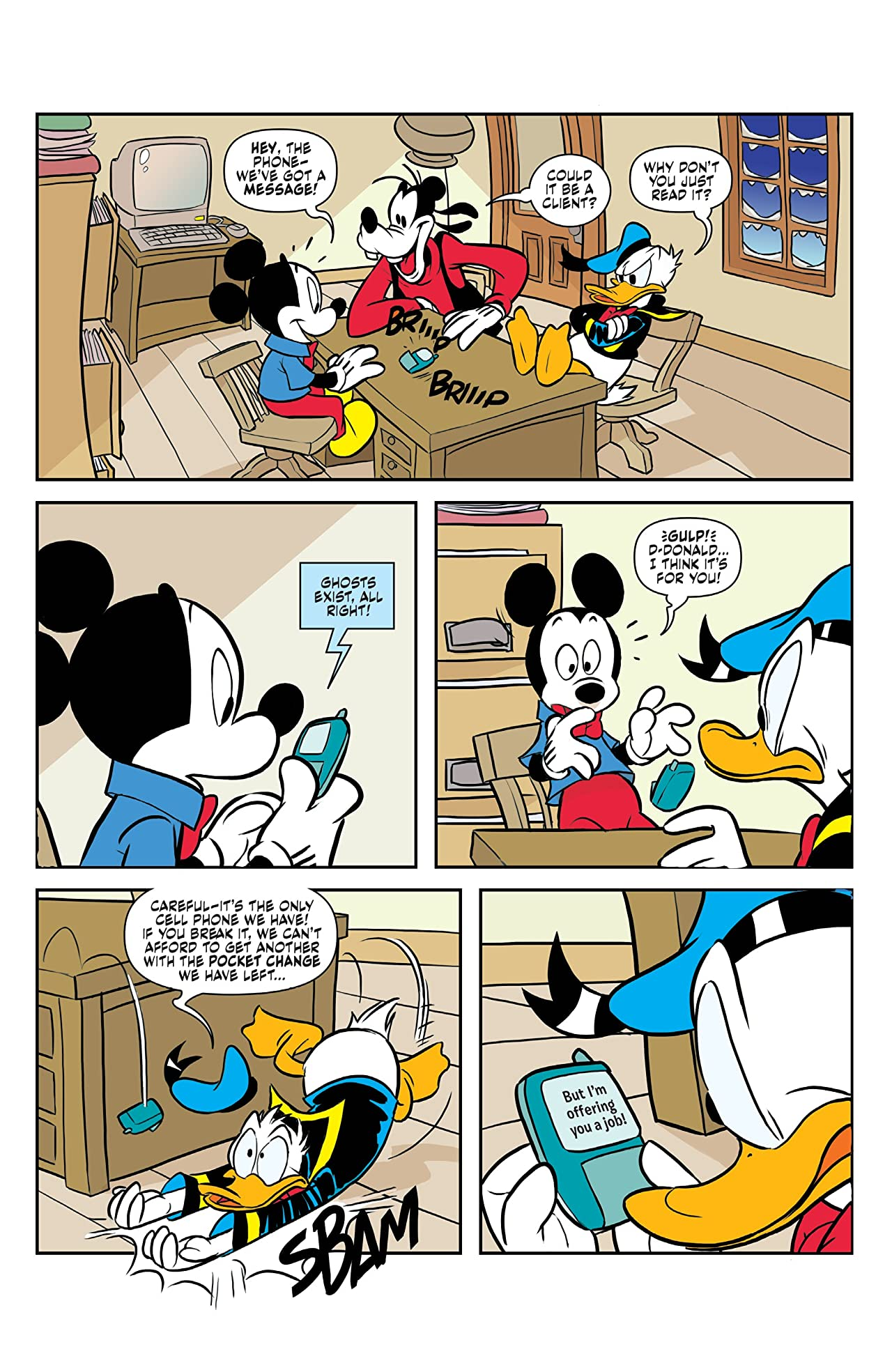 Disney Comics and Stories #2