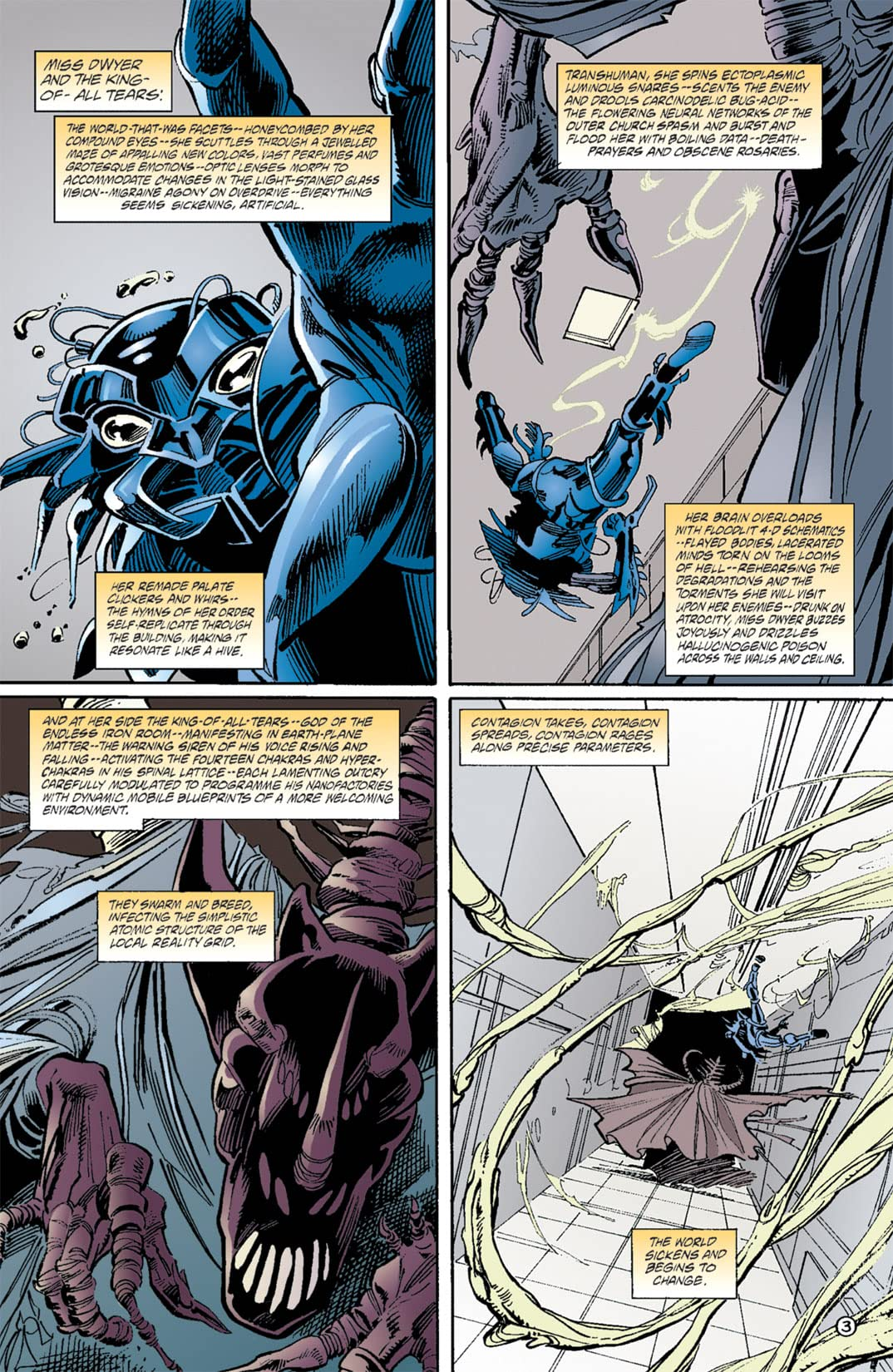 The Invisibles #22 - Comics by comiXology