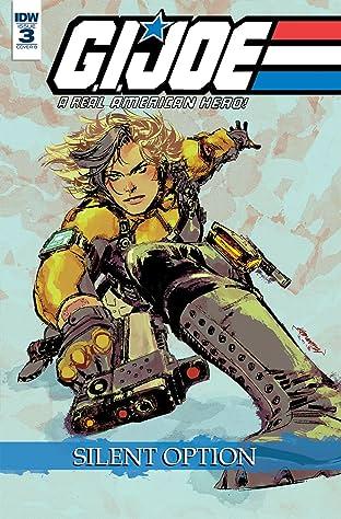 G.I. Joe: A Real American Hero: Silent Option No.3 (sur 4)