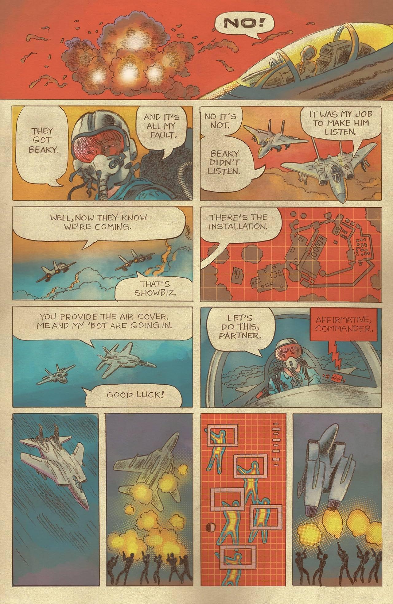 Go-Bots #1