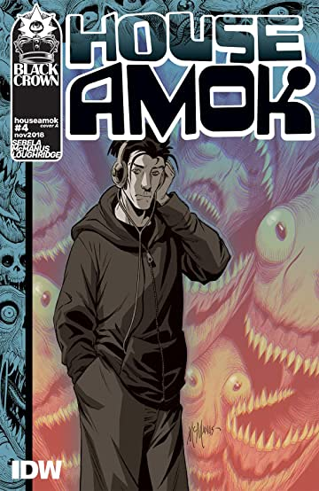 House Amok #4