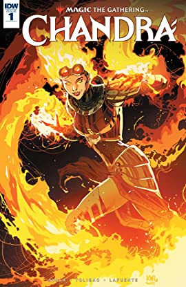 Magic: The Gathering — Chandra #1