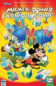 Mickey and Donald's Christmas Parade #4