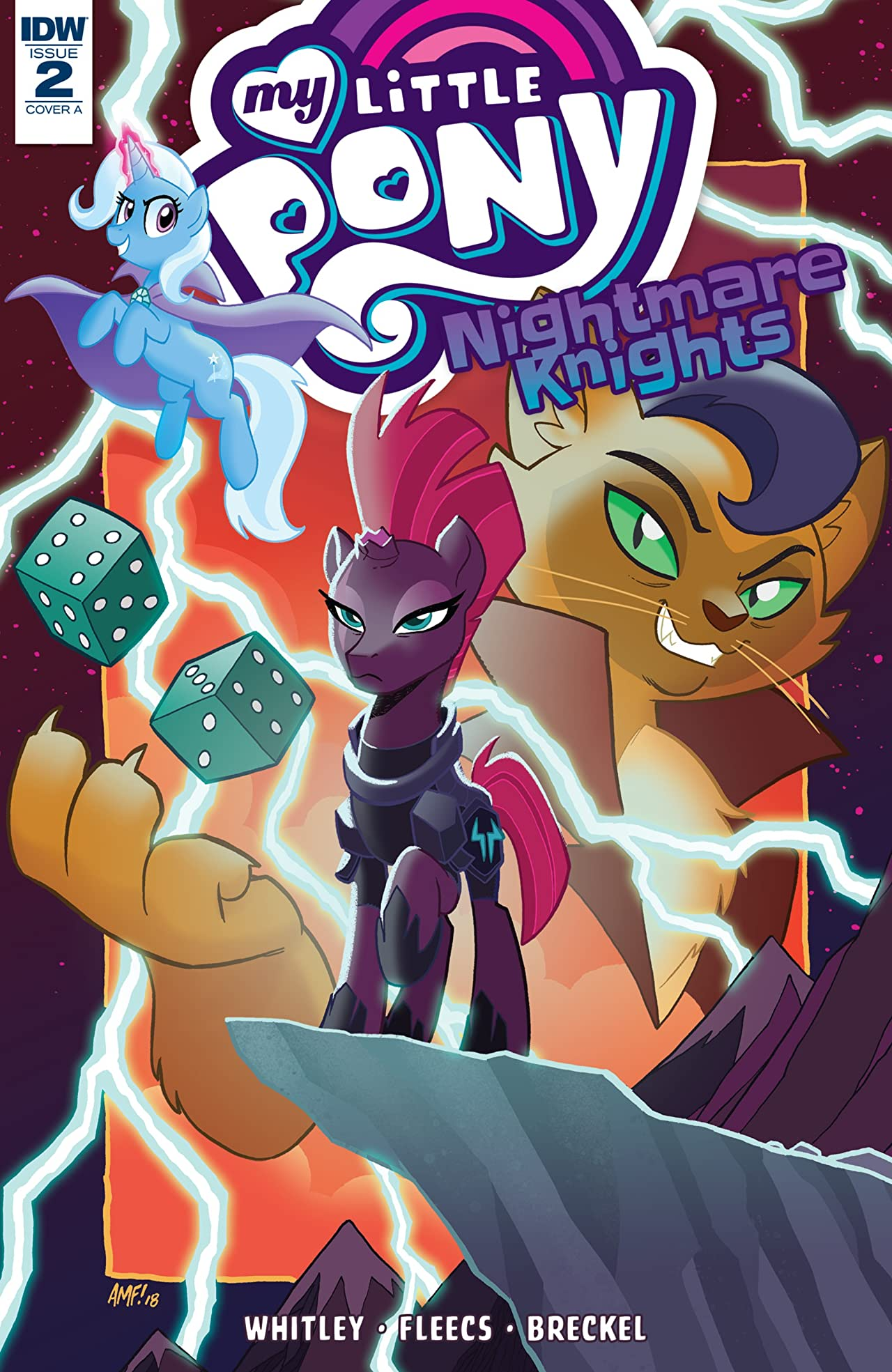 My Little Pony: Nightmare Knights #2