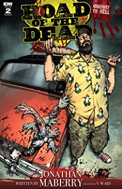 Road of the Dead: Highway to Hell No.2