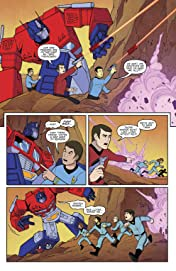 Star Trek vs. Transformers #3 (of 5)