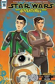 Star Wars Adventures #16
