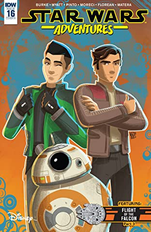 Star Wars Adventures #16