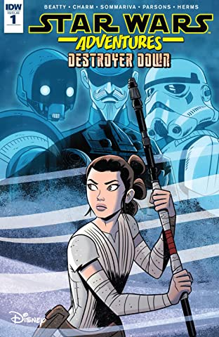 Star Wars Adventures: Destroyer Down No.1