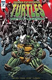 Teenage Mutant Ninja Turtles: Urban Legends #7
