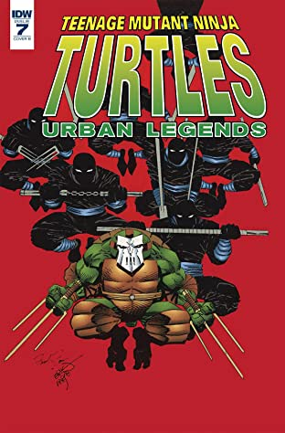 Teenage Mutant Ninja Turtles: Urban Legends #7