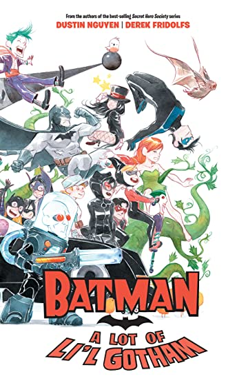 Batman: A Lot of Li'l Gotham